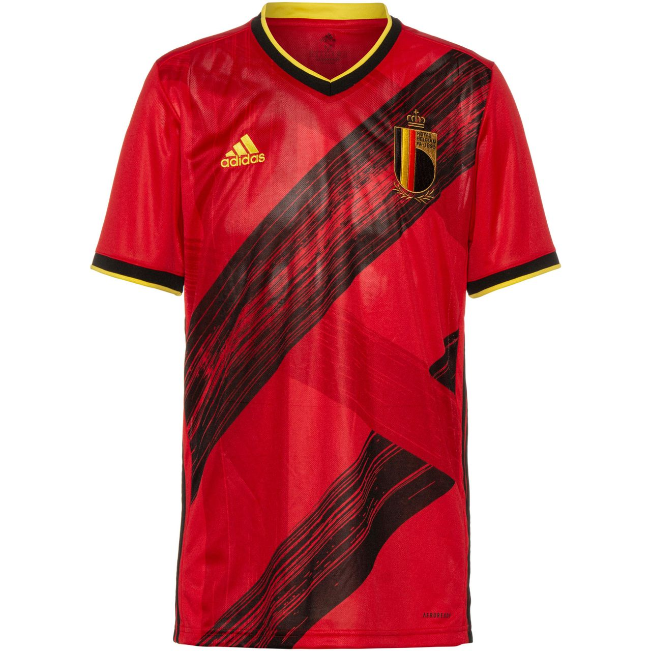 Em 2021 Belgien