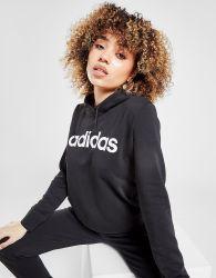 adidas Core Hoodie Damen - Schwarz - Womens, Schwarz
