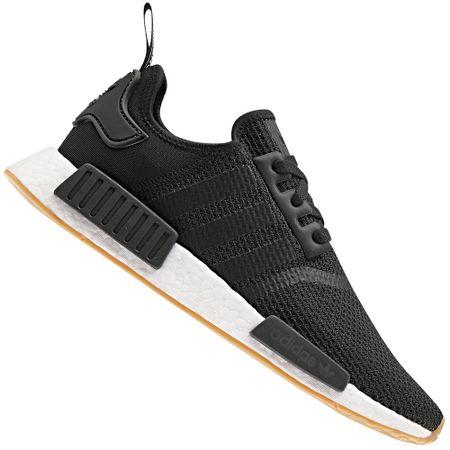 adidas Originals NMD_R1 Gum Sole Pack Unisex-Sneaker Core Black