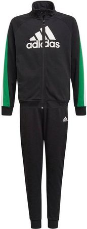 adidas Performance Jogginganzug »BOYS COLORBLOCK BOS LOGO TRACKSUIT« (Set, 2-tlg)