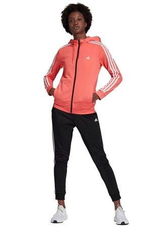 adidas Performance Trainingsanzug »PES 3 STRIPES TRACKSUIT W« (Set, 2-tlg)