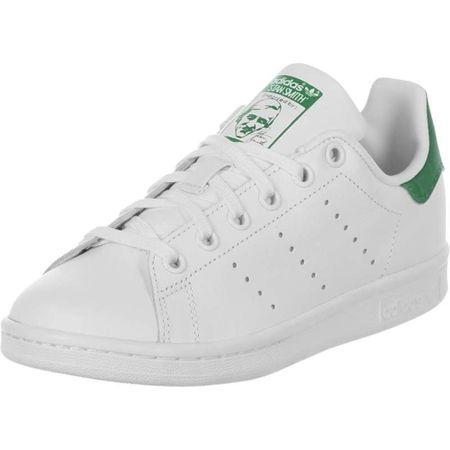 Adidas Stan Smith, 38 EU, Mädchen, weiß grün