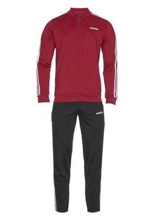 adidas Trainingsanzug »MEN TRACK SUIT B2BAS 3 STRIPES C« (Set, 2-tlg)