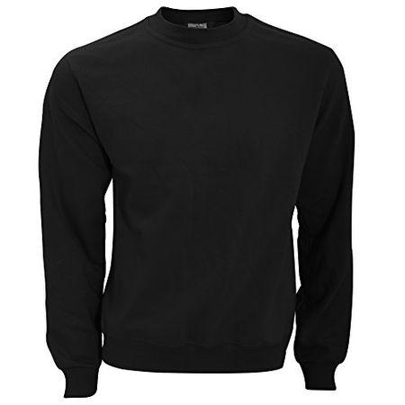 B&C Sweatshirt mit Rundhalsausschnitt L