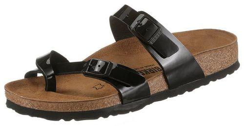 Birkenstock »MAYARI« Pantolette in normaler Schuhweite