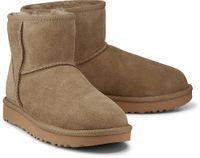 Boots Classic Mini Ii von UGG in khaki für Damen. Gr. 37,39,41,42