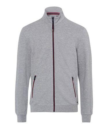 BRAX Herren Style Scott Sweatjacke Sweatshirt