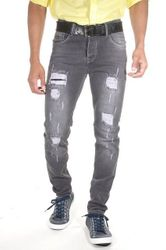 Bright Jeans Stretch-Jeans slim fit