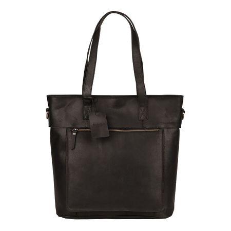 Burkely Vintage Jade Workbag-Black