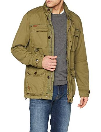 sneakers for cheap 6a731 76b04 camel active Herren 420210 Jacke