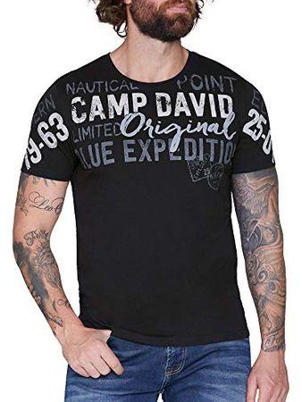Camp David Herren T, Optik