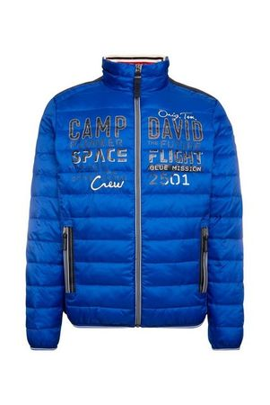 CAMP DAVID Outdoorjacke mit Innentasche