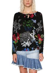 Desigual Damen Greats Moments Bluse