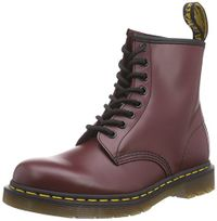 Dr. Martens 1460 Smooth, Unisex-Erwachsene Combat Boots, Rot (1460 Smooth 59 Last CHERRY RED)