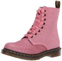 Dr. Martens Biker Boots 1460 Pascal Glitter rosa 38