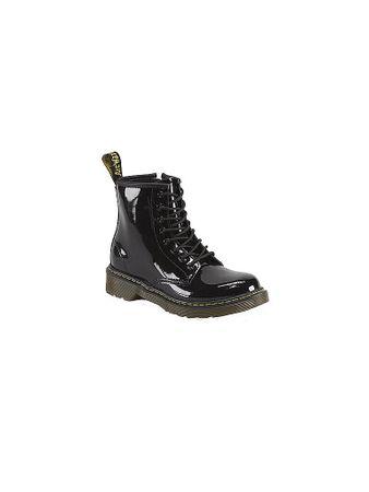 DR. MARTENS Mädchen Boots 1460 Patent schwarz   29=11