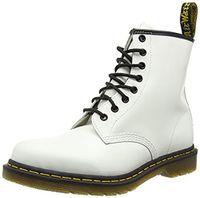 Dr. Martens Unisex-Erwachsene 1460z Dmc Sm Combat Boots, Weiß