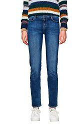 ESPRIT Damen 997EE1B812 Straight Jeans