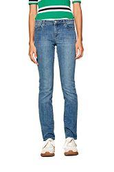 ESPRIT Damen 998EE1B821 Straight Jeans, W26/L32 (Herstellergröße: 26/32)