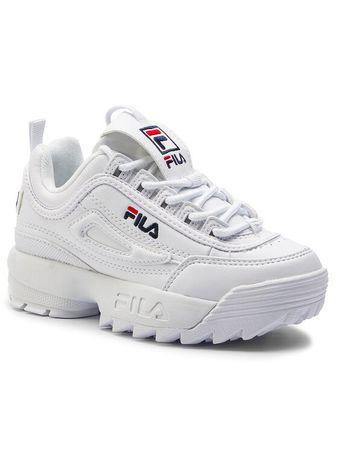 Fila Sneakers Disruptor Kids 1010567.1FG Weiß