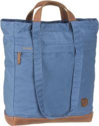 Fjällräven Handtasche Totepack No.2 Blue Ridge (16 Liter)