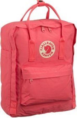 Fjällräven Rucksack / Daypack Kanken Peach Pink (16 Liter)