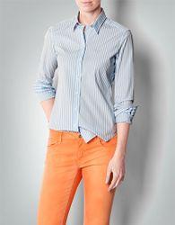 Gant Damen Bluse capri blue 431650/468