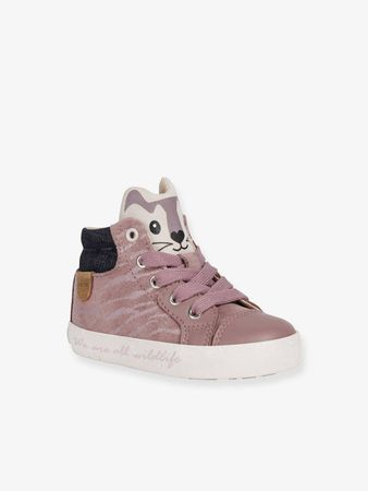 "Geox Baby Mädchen Sneakers ""Kilwi Girl"" GEOX WWF rosa Gr. 23"