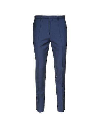 HUGO Anzughose Extra-Slim-Fit Hartley blau   48