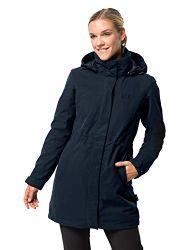 Jack Wolfskin Damen 3-in-1 Mantel Ottawa Coat Jacke