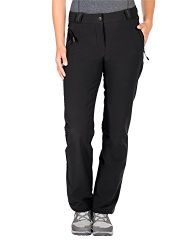 Jack Wolfskin Damen Activate THERMIC Pants Women Softshell-Hose