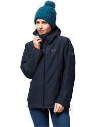 Jack Wolfskin Damen Chilly Morning JKT W Winterwanderjacke Wasserdicht Winddicht Atmungsaktiv Wetterschutzjacke