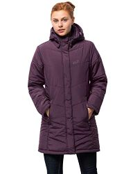 Jack Wolfskin Damen Svalbard Coat Women Mantel