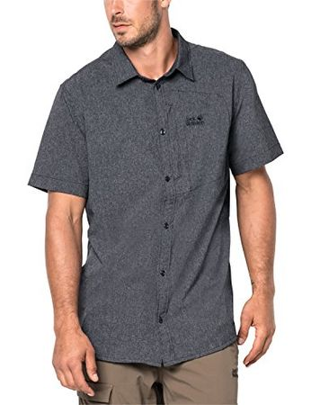 Jack Wolfskin Herren Barrel Shirt Hemd