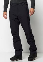 Jack Wolfskin Softshellhose ACTIVATE WINTER PANTS MEN