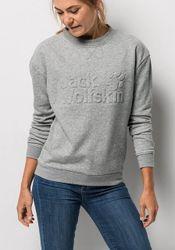 Jack Wolfskin Sweatshirt »LOGO SWEATSHIRT W«