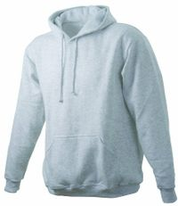 James & Nicholson Herren Hooded Sweat Sweatshirt, X-Large