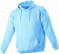 James & Nicholson Herren Hooded Sweat Sweatshirt