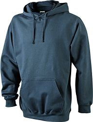 James & Nicholson Herren Sweatshirt Hooded XL