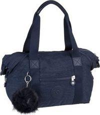 Kipling Handtasche Art Mini Basic Plus Spark Night (innen: Blau-Weiß gestreift) (13 Liter)