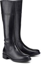 Klassik-Stiefel von Tamaris in schwarz für Damen. Gr. 36,37,39,41