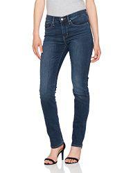 Levi's Damen Jeans 312 Shaping Slim Fun Times 0056, blau, W26/L32