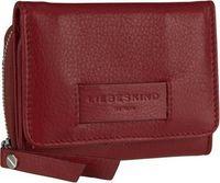 Liebeskind Berlin Geldbörse Essential Pablita Wallet M Italian Red