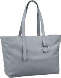 Liebeskind Berlin Handtasche Millenium 3 Shopper L Hyena Grey