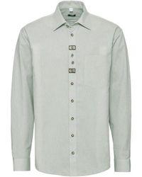 Luis Steindl Trachtenhemd mit Applikationen