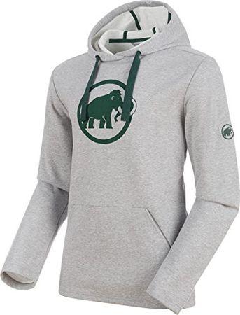 Mammut Herren Midlayer Pullover Logo Mit Kapuze