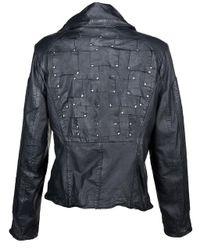 Maze Lederjacke aus feinstem Lammleder »Geneva«