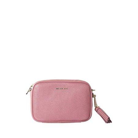 Michael Kors Leather Damen Cross Body Bag Pink