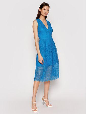 MICHAEL Michael Kors Coctailkleid MS1803Y1D0 Blau Regular Fit