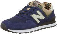 New Balance Herren 574v2 Sneaker, 42